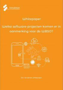 Welke software-projecten komen in aanmerking voor de WBSO - Whitepaper